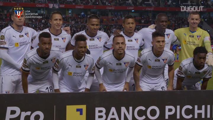 Antonio Valencia leaves Liga de Quito