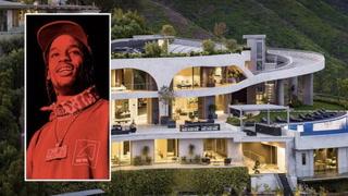 Travis Scott's New L.A. Property Offers Ultra-Modern Luxury