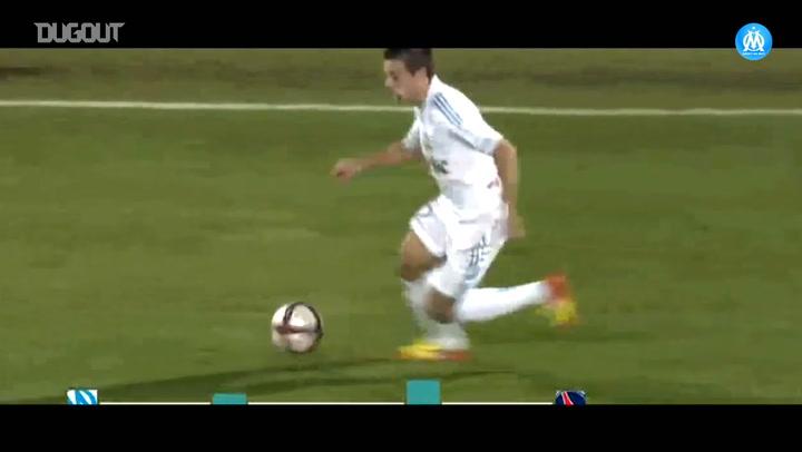 Loic Rémy's stunning header vs PSG