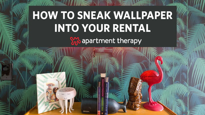 Removable Wallpaper Sources for Renters | Apartment Therapy