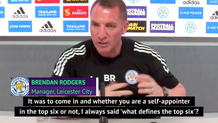 Football must never lose the fact it's a sport - Rodgers