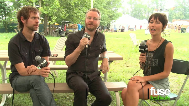 Festivals: Bonnaroo 2013: The National Discuss the Sweetness of Delayed Success