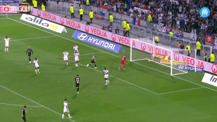 Njie's superb goal vs Lyon