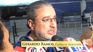 Gerente de la Selección se irrita ante pregunta sobre caso de Danny Acosta