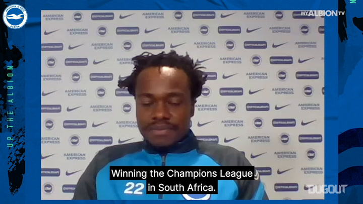 Get to know: Percy Tau
