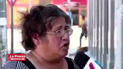 Mujer que se volvió 'meme' por decir