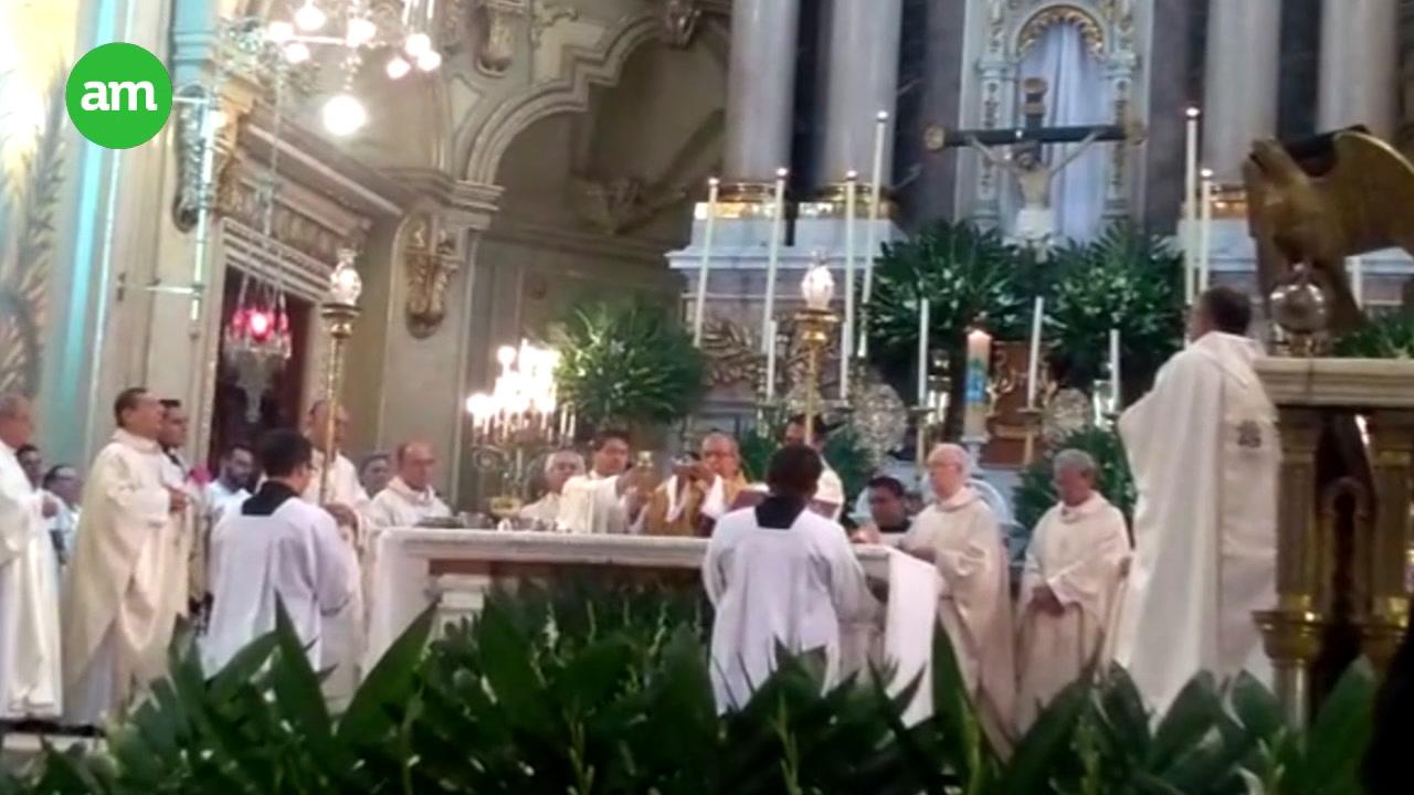 Video: Agradecen 50 años de vida sacerdotal