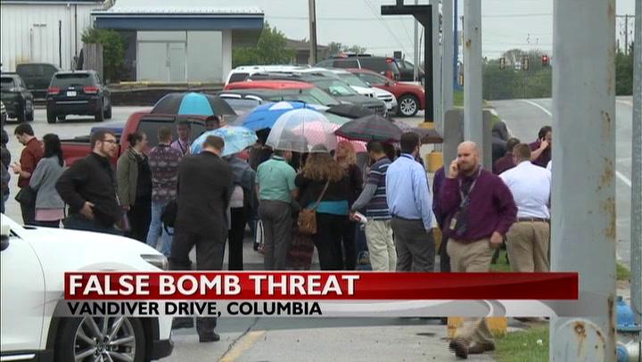 Vandiver Bomb Threat