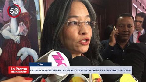 Alcaldías firman acuerdo contra la corrupción y otras noticias