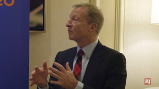 Tom Steyer on Trump Impeachment and Climate Change – Video
