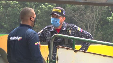 Colombia extiende el cierre de fronteras hasta el 1 de noviembre a causa de pandemia