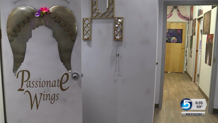 'Passionate Wings' Shop Offers Essential Items To Domestic Violence Victims