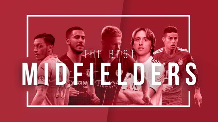 Best Midfielders: Bernardo Silva