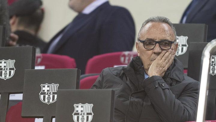 """Gaspart: """"Todo le pasa al Barça, hace días vi temas fiscales de otros clubs"""""""