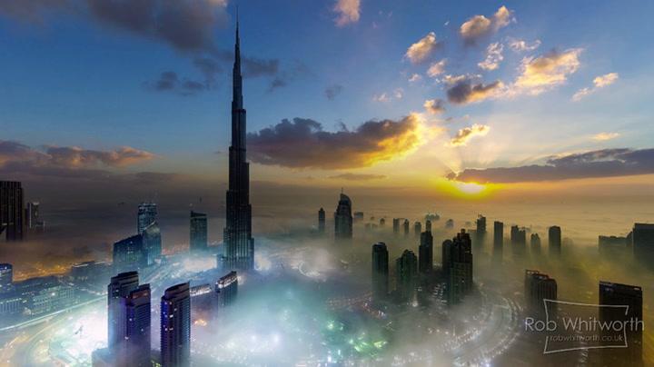 Opplev Dubai på sitt vakreste