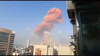 Dos explosiones en Líbano dejan muertos y heridos