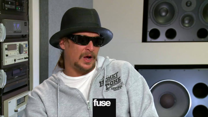 "Interviews: Kid Rock Says Performing at RNC Was ""Not the Coolest Gig"""
