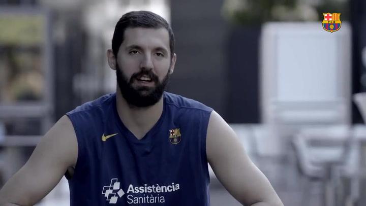 "Mirotic: ""Dejar la NBA y venir al Barça ha valido la pena"""