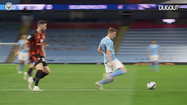 Pitchside View: Liam Delap's dream Manchester City debut