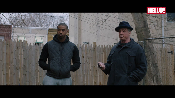 Exclusive clip: check out Sylvester Stallone\'s Oscar-nominated performance in Creed