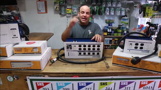 vendor video Garden Science The Grow Boss Powerbox light controllers with the grow boss