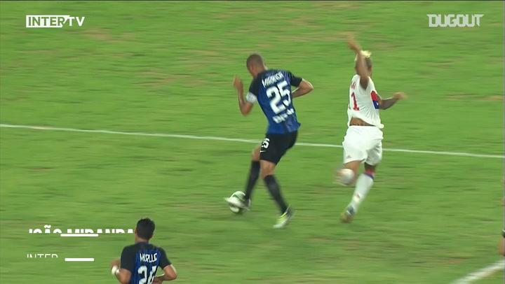 Best Defenders: Joao Miranda