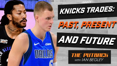 The Putback with Ian Begley: Ghosts of Knicks trades past, present, and future