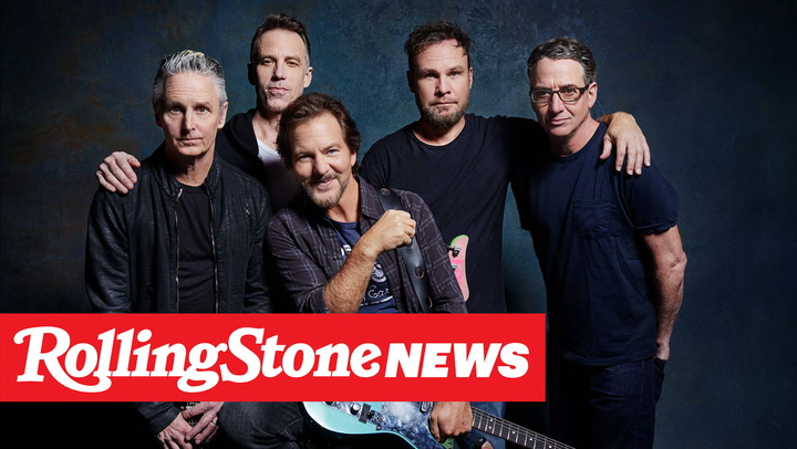 Pearl Jam Announce Massive Voting Initiative | RS News 9/10/20