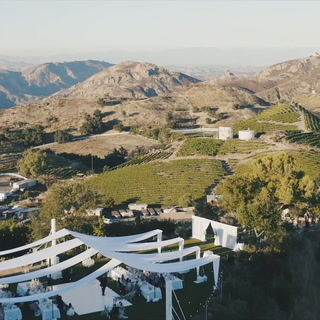 Christina + Frank | Malibu, California | Saddlerock Ranch