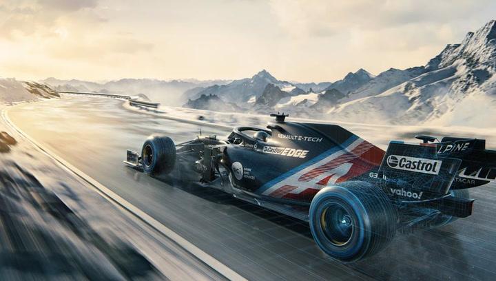 Primeros detalles del Alpine F1 de Fernando Alonso para 2021