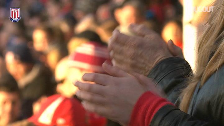 Throwback: Stoke City Blunt Arsenal
