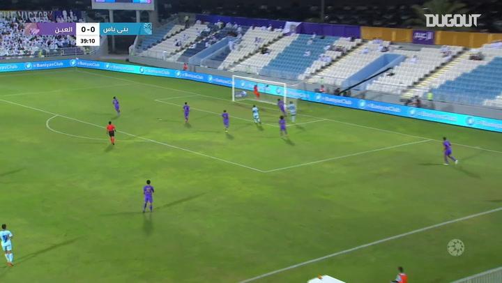 Arabian Gulf League: Baniyas 0-0 AlAin