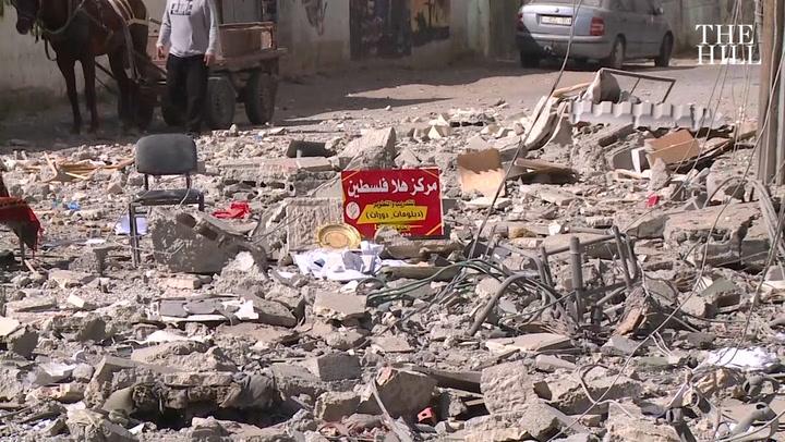 Conservatives slam Omar over tweet on Gaza violence