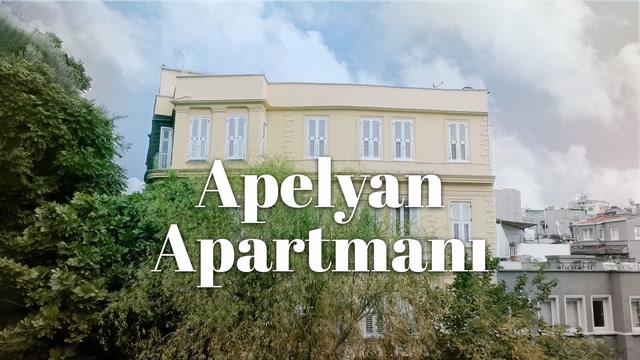 Apelyan Apartmanı - Konuttan sanata