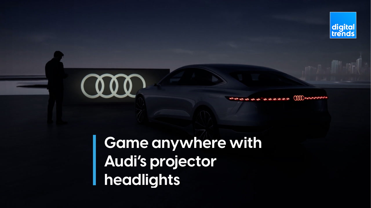 Audi Gaming Car