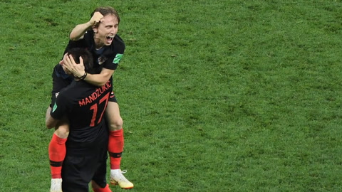 Croacia hace historia ante Inglaterra y jugará final del Mundial