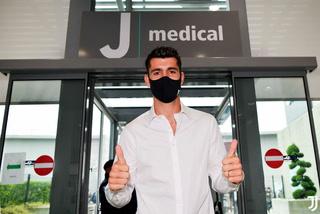 OFICIAL: El delantero español Álvaro Morata regresa a la Juventus
