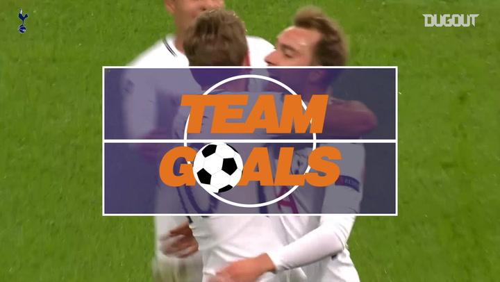 Team Goals: Christian Eriksen And Spurs Sink Real Madrid