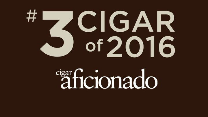 No. 3 Cigar of 2016