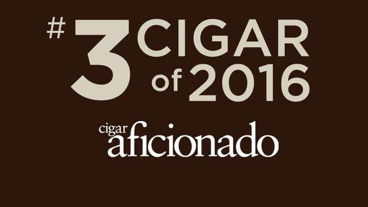 No. 3 Cigar of 2016