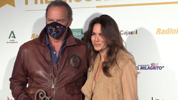 Mucho trabajo y distancia: los últimos meses de Bertín Osborne y Fabiola Martínez como pareja