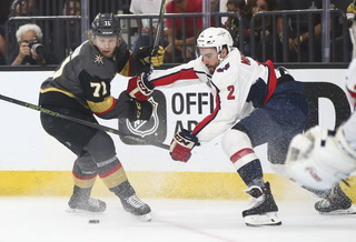 Golden Knights React To Game Two Loss Against Capitals
