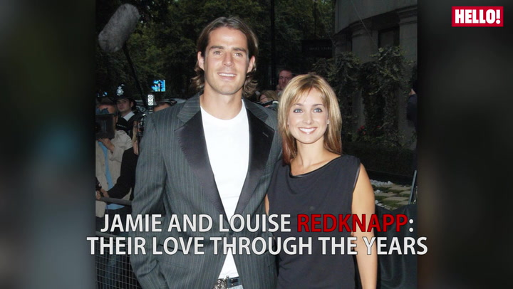Jamie And Louise Redknapp: Their Love Through The Years
