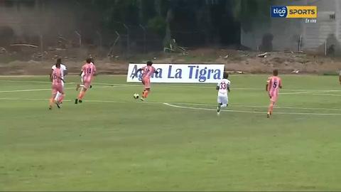 Real de Minas 1-3 Olimpia (Liga Salva Vida 2020)