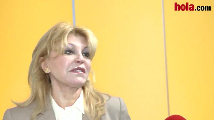 Baronesa Thyssen: \'Debería ver la exposición de Blanca Cuesta. Espero que me dejen pasar\'