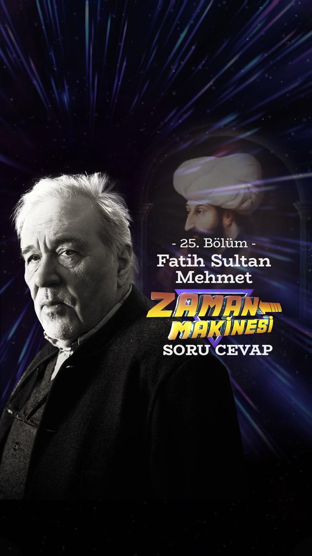 İlber Ortaylı Fatih Sultan Mehmet'le ilgili soruları cevaplıyor