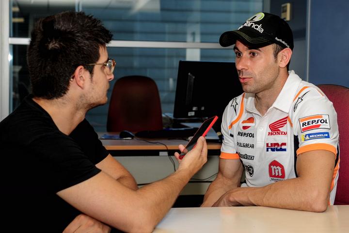 Entrevista al piloto de trial Toni Bou