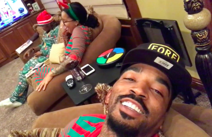 JR Smith's Special Gift