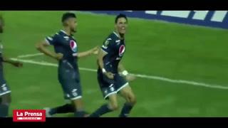Motagua 2 - 1 Olimpia (Partido de Ida de la final de liguilla)