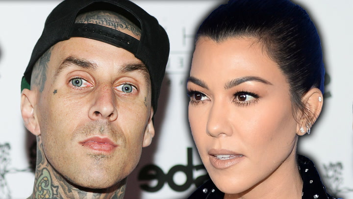 Kourtney Kardashian & Travis Barker Dating Rumor Explained